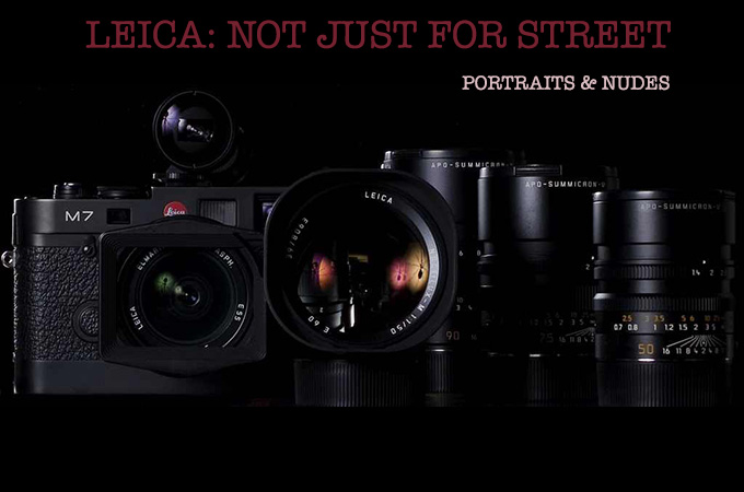 Leica is not just for Street by Jesus