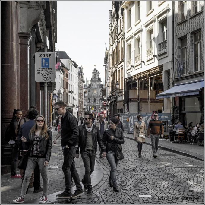 08. Pedestrian zone