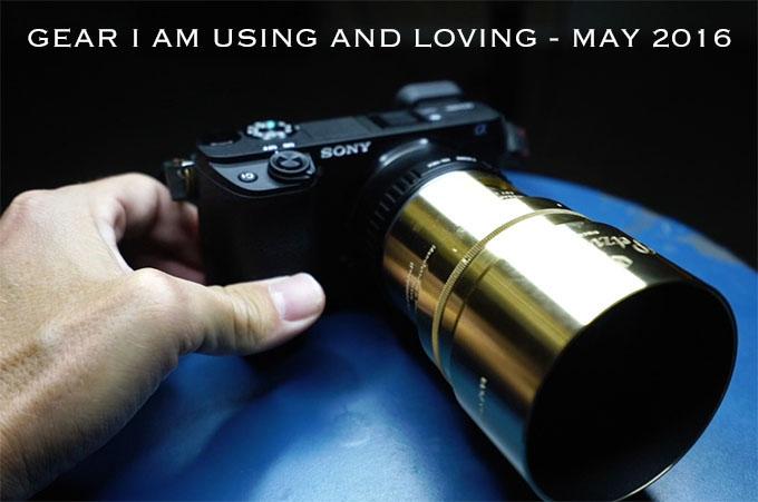 The Gear I am enjoying NOW (Video) by Steve Huff