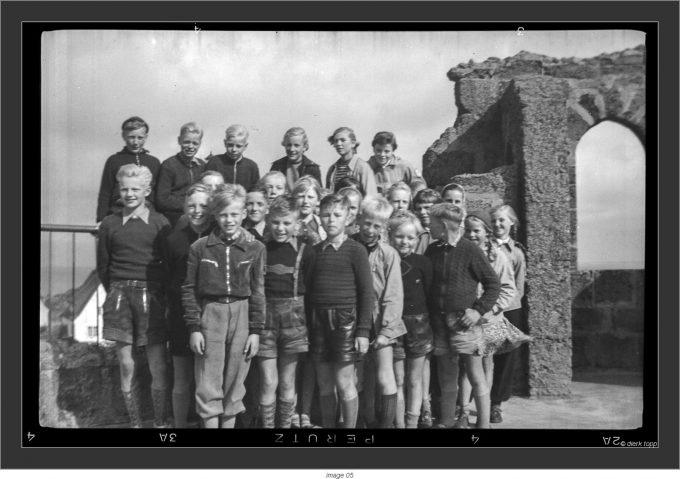 hörnum 1955