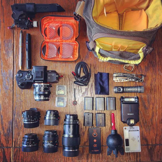 Thailand Photo Kit
