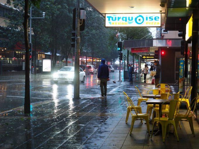 Albert Street Brisbane