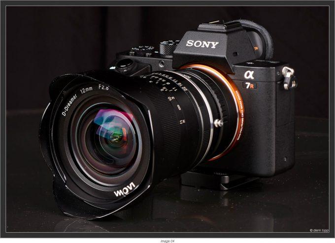 Laowa 12mm f/2.8 on Sony A7RII