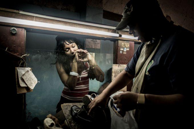 The girl in Havana