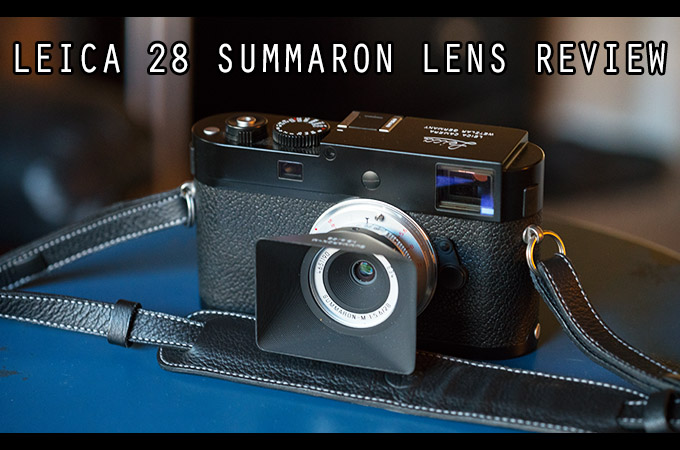 The NEW Leica 2... Summaron