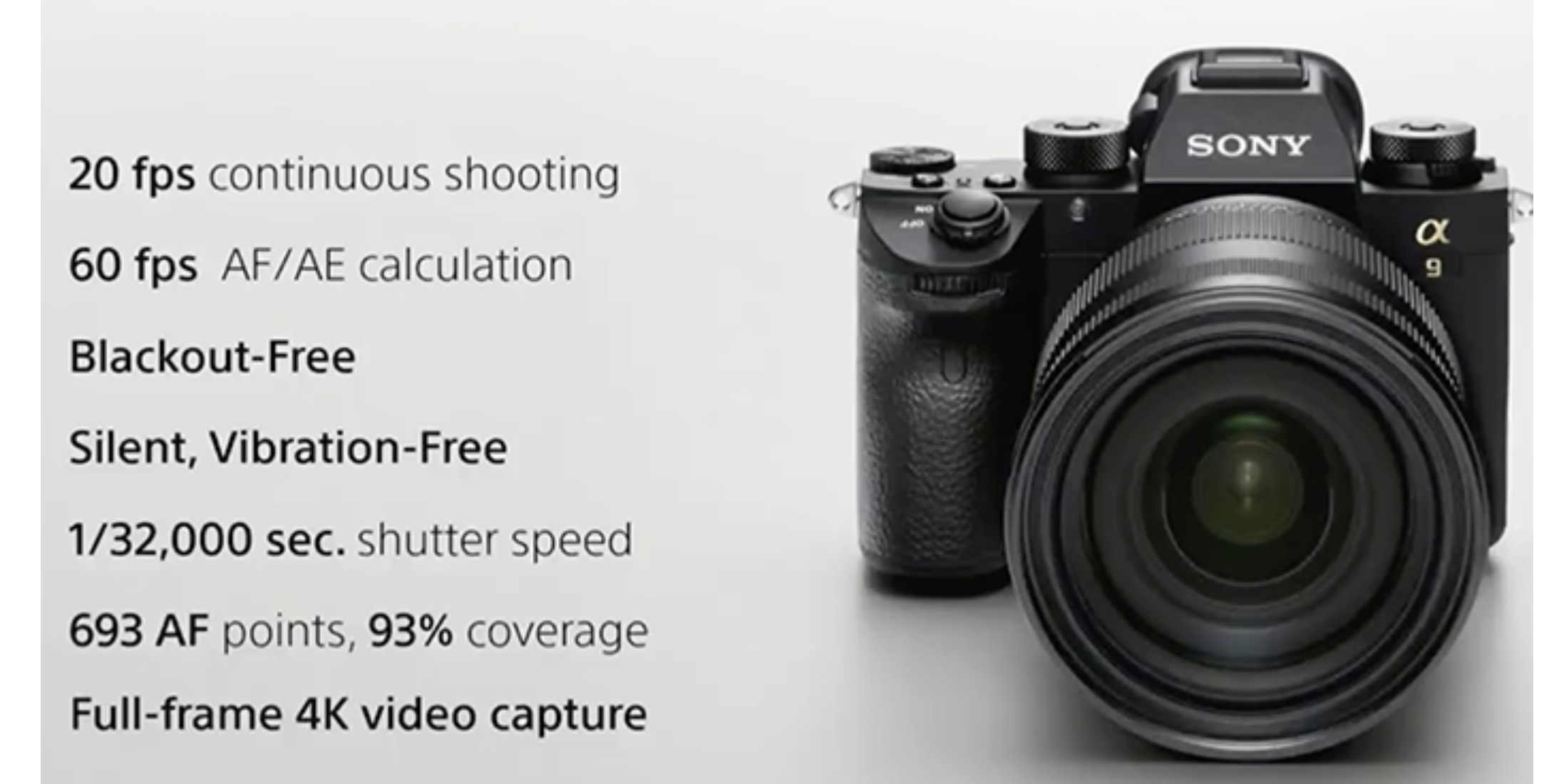 The new Sony A9 Pro Announced. First Hands on Look THIS WEEK – Steve ...