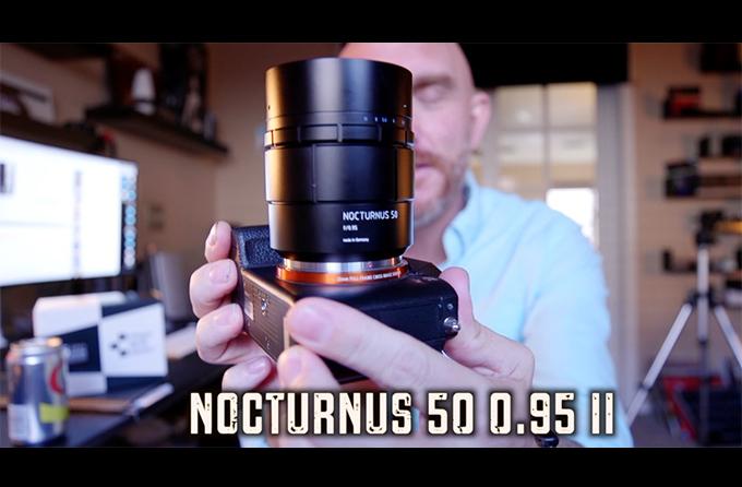 FIRST LOOK: The Myer Optik NOCTURNUS II 50 0.95. Stunning!