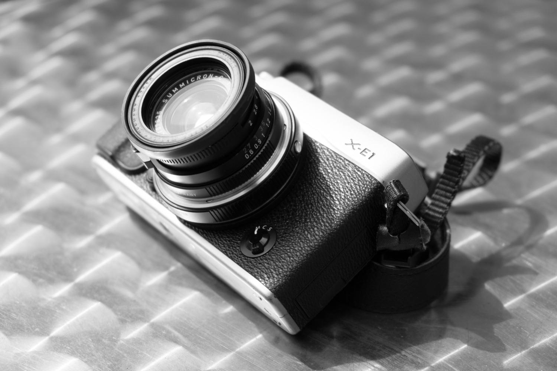 My Leica CL alternative: the Fuji X-E1 and 40mm Summicron By Reindert Gerding