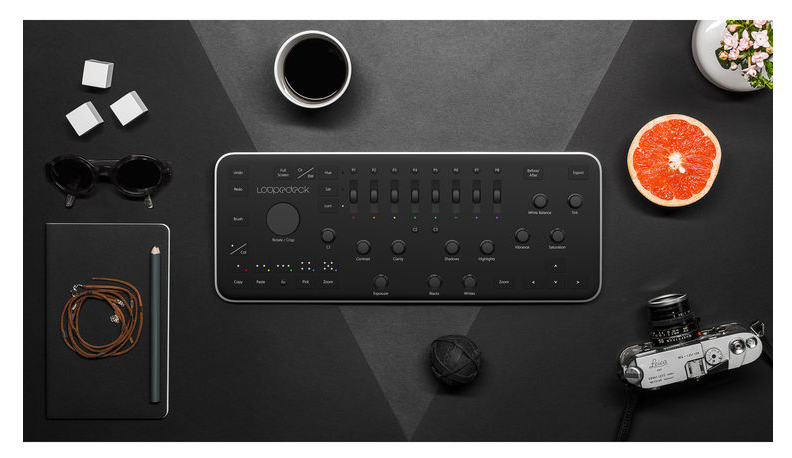 Loupedeck Photo Editing Console for Lightroom 6 & CC | Steve