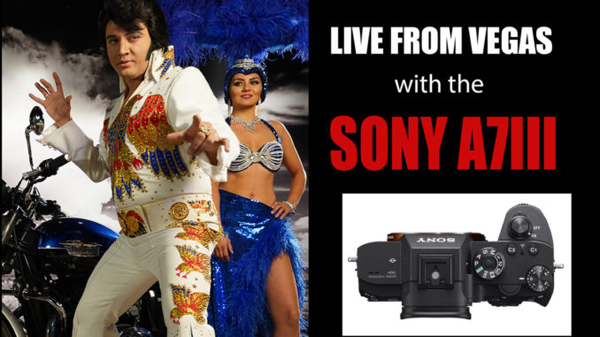 The New Sony a7III!