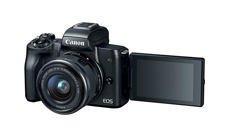 The Canon M50 Camera  Worlds best Auto Focus in Mirrorless
