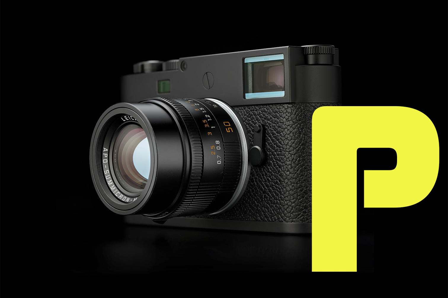 The new Leica M10-P is Here  The quietest mechanical shutter of any