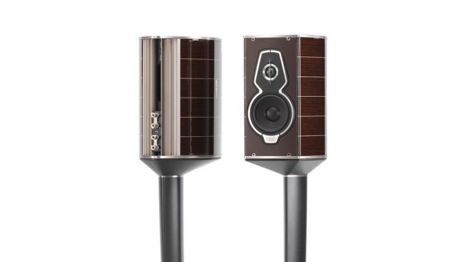 Sonus Faber Guarneri Tradition Review  The $17,000 Speaker
