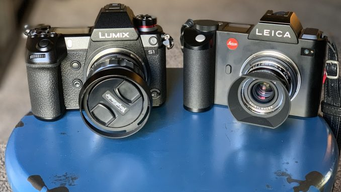 The Panasonic S1 vs Leica SL (High ISO test) | Steve Huff Photo