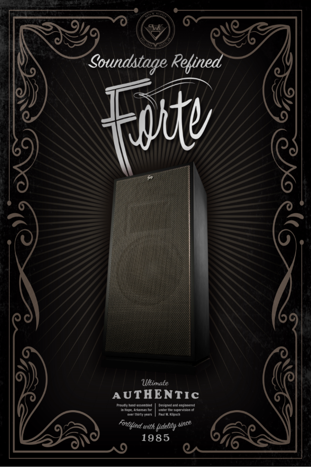 Klipsch Forte IV Review