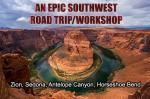 The Southwest Workshop BEGINS! Limited updates until next week!